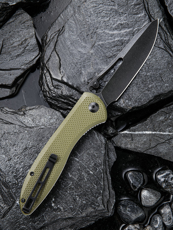 CIVIVI C916A PICARO OD GREEN G10 HANDLE