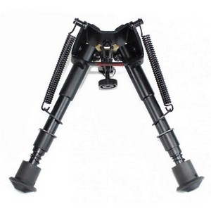 VECTOR OPTICS SCBPB-01 6 INCH SPRING RETRACTABLE BIPOD